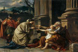 Bel Riose y Belisario: La mano muerta