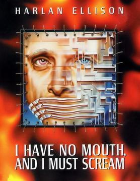 No tengo boca, cubierta
