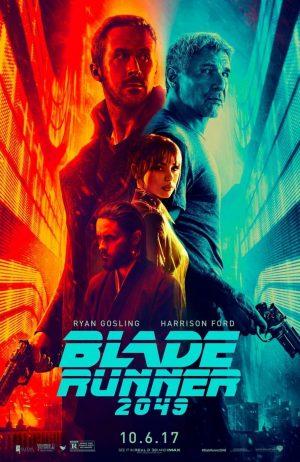 Blade Runner 2049 cover