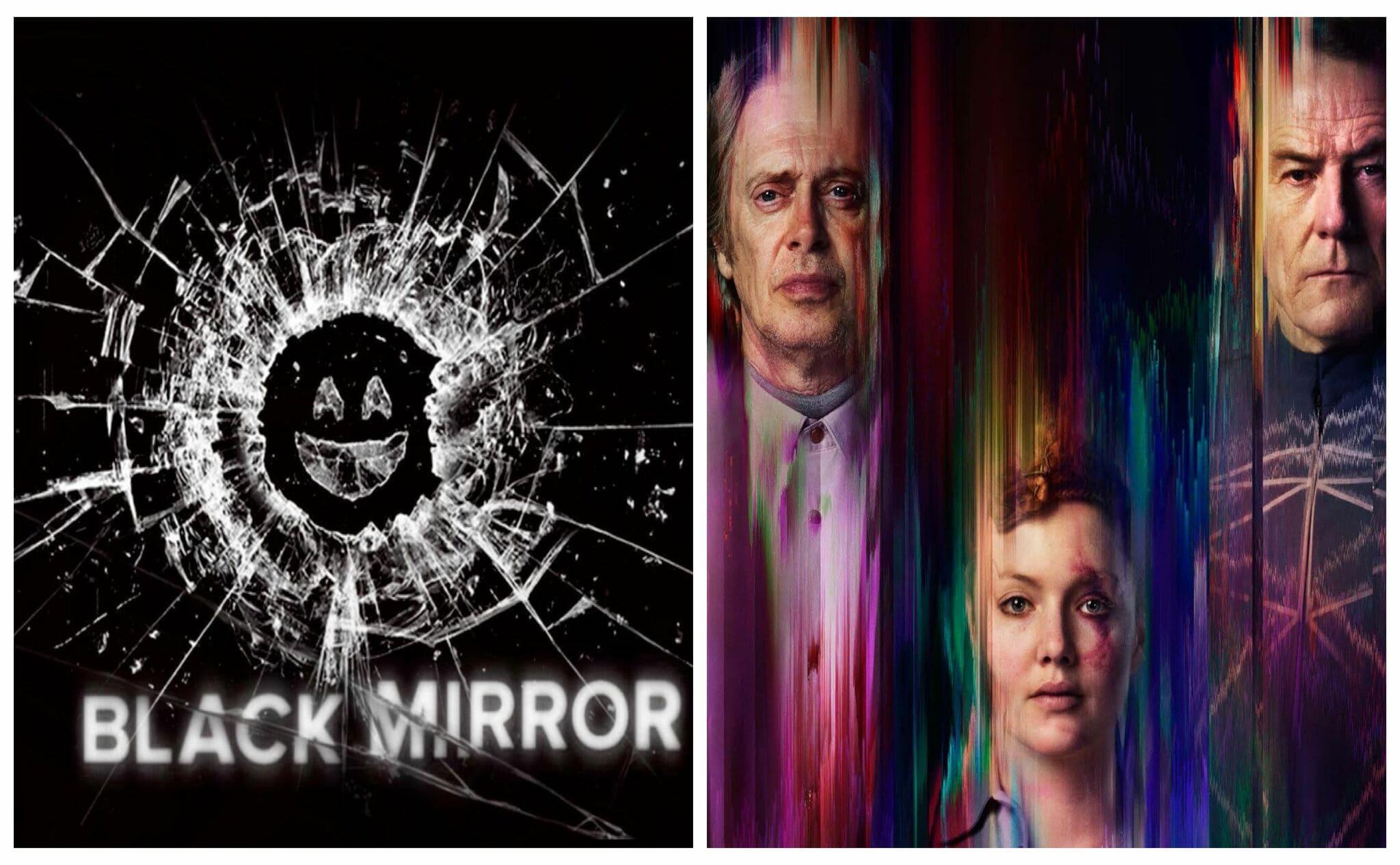 C Black Mirror y Electric Dreams