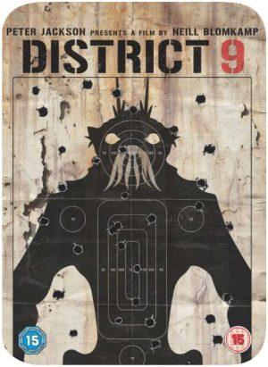 Distrito 9 cover