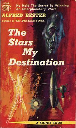 Las estrellas, mi destino, cubierta