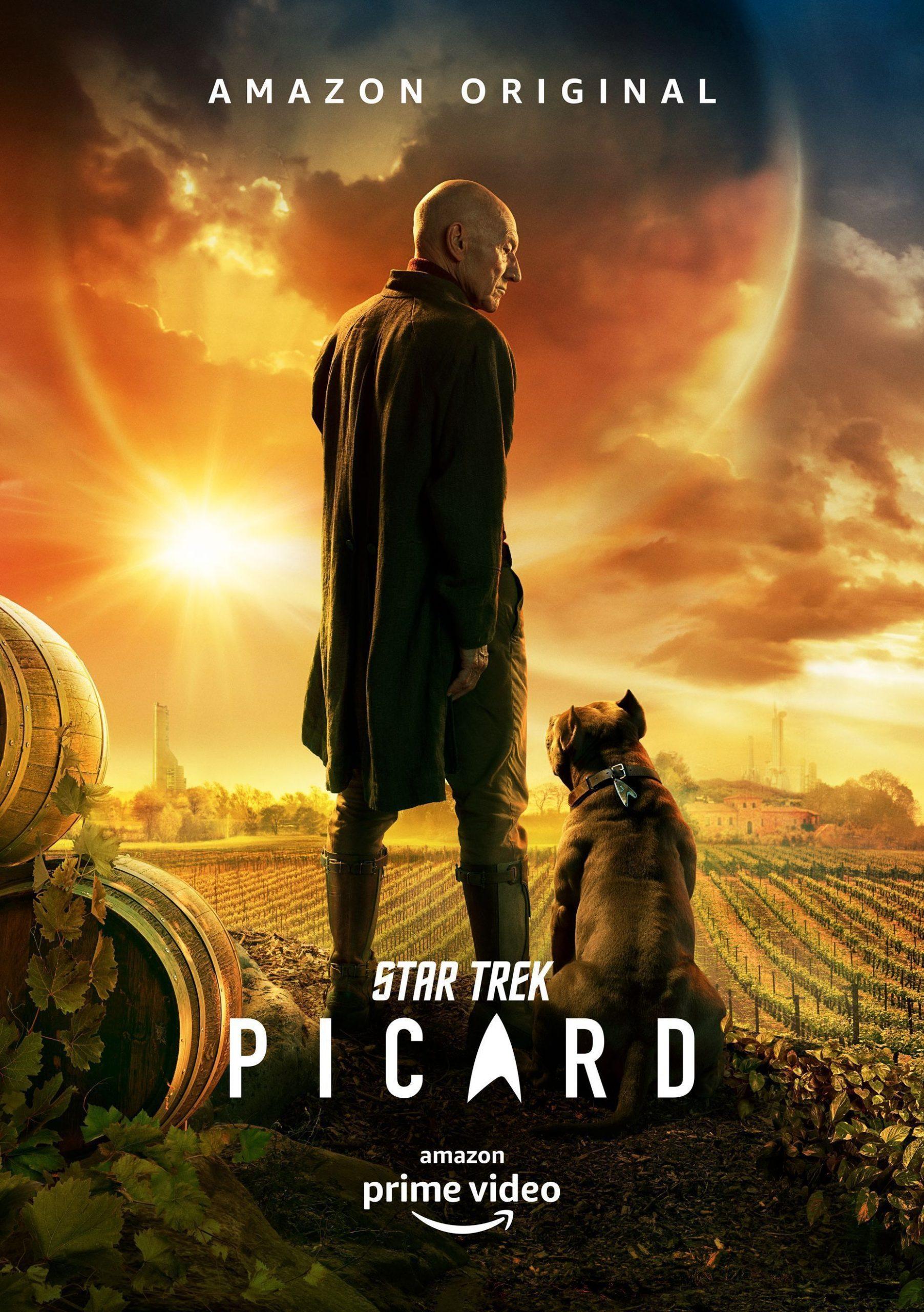 Star Trek Picard, cover