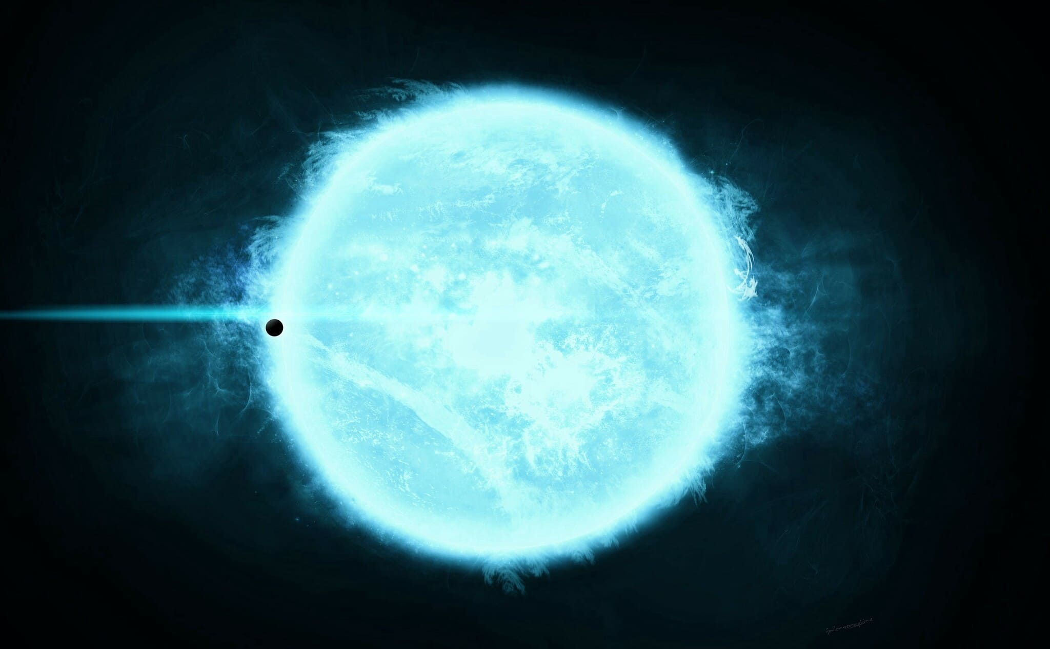 Vega, la estrella de Contact