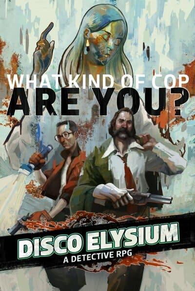 póster de Disco Elysium