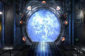 Stargate y las piramides