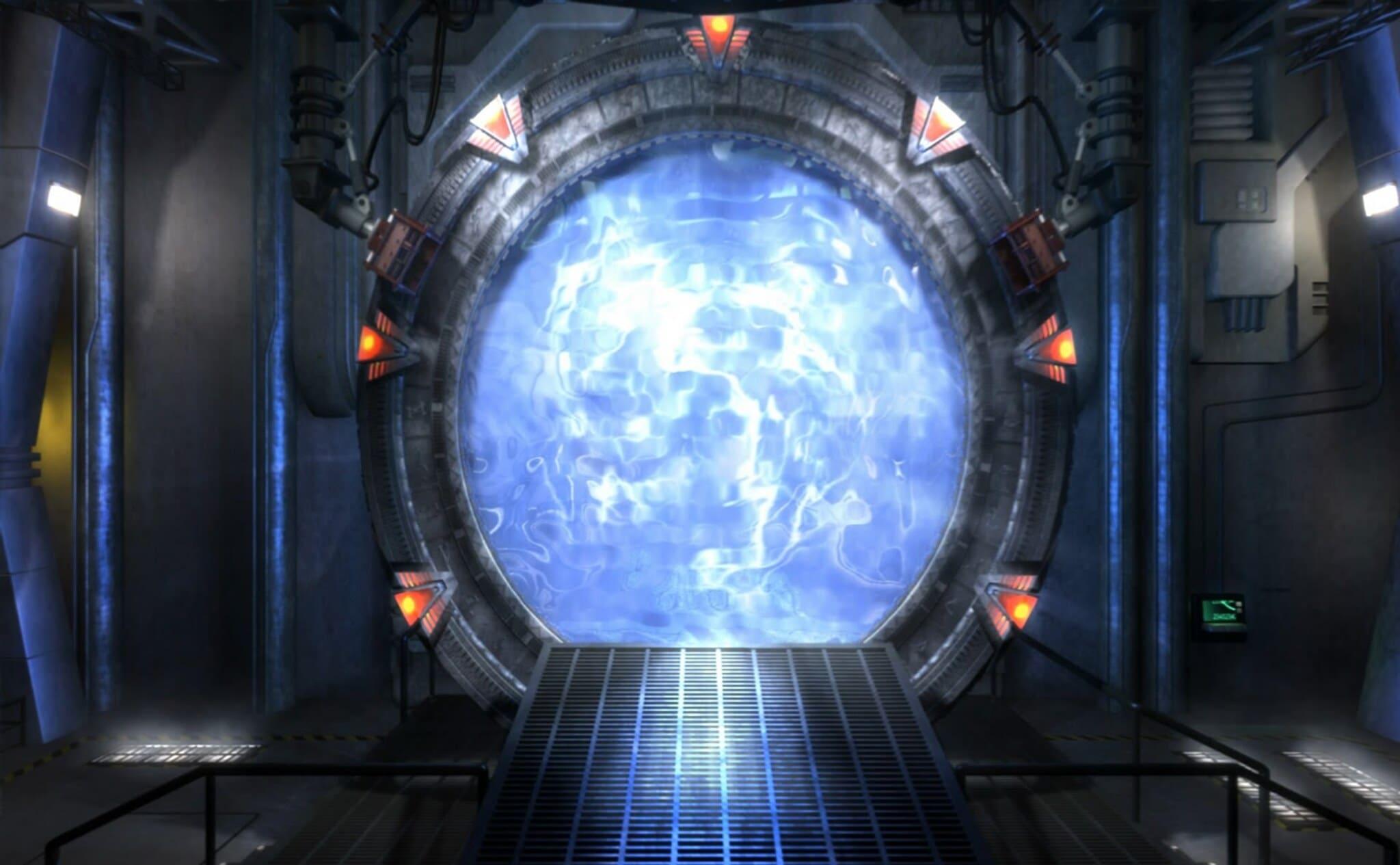 Stargate la puerta de las estrellas