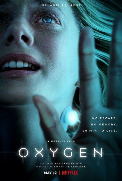 poster de Oxígeno